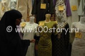 Магазин женской одежды в Каире
