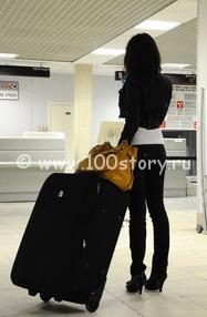 aeroport 4587 Пассажирка