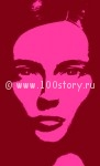 51583 woman face001 show 91x150 Мертвая царевна и два богатыря