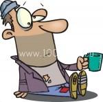 beggar 150x148 Блоги  нищего,  воровки и проститутки