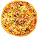 stolychnaya pizza 150x148 Ворона, сыр и жара