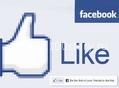 facebooklike Facebook стал крестным