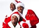 DM black sm Голый негр в новогоднюю ночь