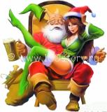 nytradition 153x160 От Christmas'a до Рождества: Чудный праздник   Новый год