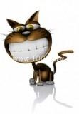 cat smile1 111x160 Новая Ё книга Коты шутят!