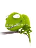 xameleon 120x160 В постели с хамелеоном