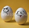 easter eggs Мужики и яйца