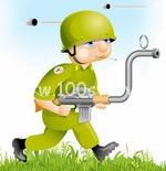 soldier Обморок НАТО