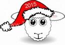 ovca 2015 От Christmas'a до Рождества: Чудный праздник   Новый год