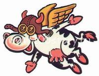 korova Перелетная корова