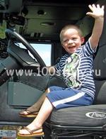 boy car Езда в четыре руки