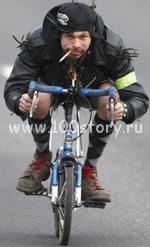 velosipedist Куда несется велик?