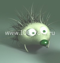 green edgik Ежики зеленые