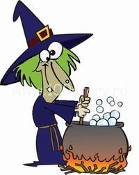 Witch Свекровкино зелье