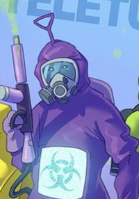 gaz Телепуз и газовая атака